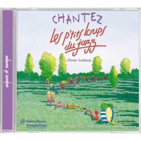 Les p'tits loups du jazz   téléchargez sur :  www.enfancemusique.com/